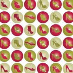 Divas Wrapping Paper Design 1