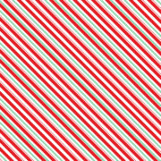 Peppermint Scented Wrapping Paper Design 1