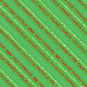 World Holiday Wrapping Paper Design 3