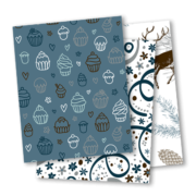 Dazzle Wrapping Paper