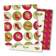 Diva Wrapping Paper