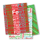 World Holiday Wrapping Paper