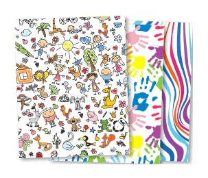 Custom Kid Wrapping Paper